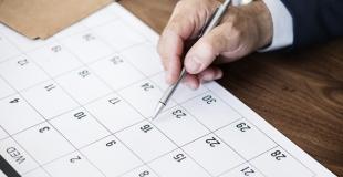 Calendrier payes et pensions des fonctionnaires : dates des salaires 2019